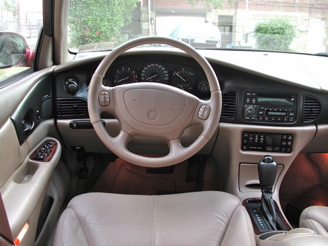 1999 Buick Regal Lse Sedan